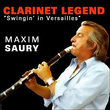 Clarinet Legend, Swingin' in Versailles