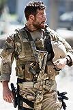 Moviestore Bradley Cooper als Chris Kyle in American Sniper