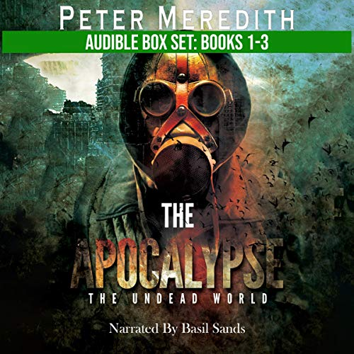 Couverture de The Apocalypse Boxed Set Novels 1-3