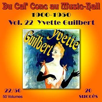 Du Caf' Conc au Music-Hall (1900-1950) en 50 volumes - Vol. 22/50