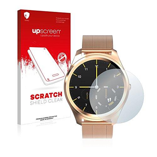 upscreen Pellicola Protettiva Compatibile con Diggro DI03 Protezione Proteggi Schermo – Trasparente, Anti-Impronte
