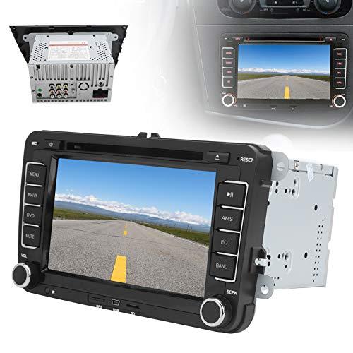 7in 2Din Car FM Navigator Radio Navegación Equipo de audio Android 10 Car Stereo Screen Player apto para Seat 2 MK2 2005-2011 LHD