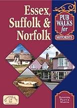 Pub Walks for Motorists: Essex, Suffolk and Norfolk