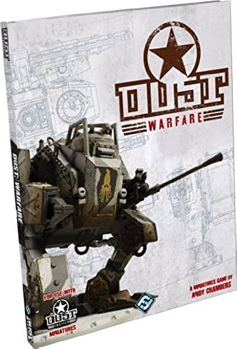 nueva marca Dust Warfare    Core Rulebook by Board Games  comprar nuevo barato
