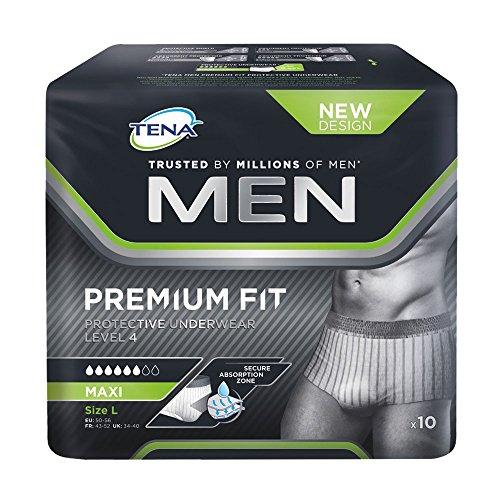 Tena Men Premium Fit Level 4 - Taglia L - 40 pezzi