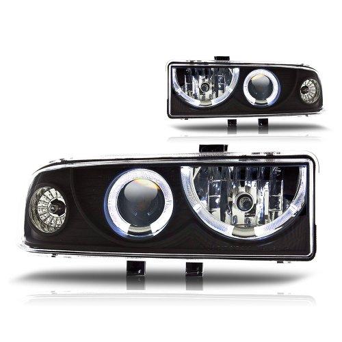 01 s10 headlight assembly - 1