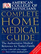 Best american college of physicians complete home medical guide Reviews