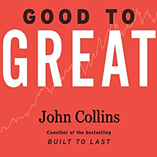 Good to Great: Summarized for busy people audiobook cover art
