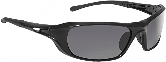 Bolle Smoke Safety Glasses, Anti-Fog, Scratch-Resistant