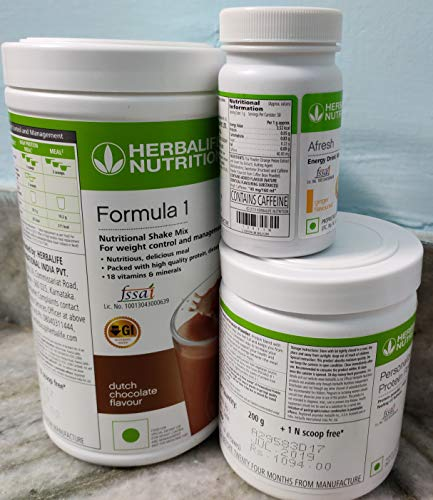 Herbalife Nutrition Weight Loss Package, 750 g (Pack of 3)