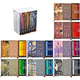 Marco Tribute Masters Collection - colored pencils set of 80 colors (3300-80). Cedarwood pencils, up to 6 layers, Hardness - 2B, 80 pieces in box.