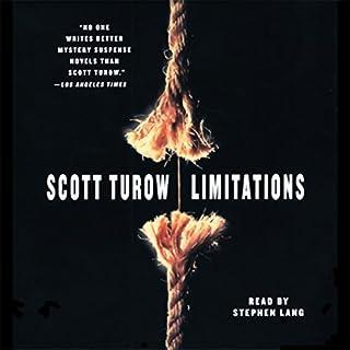 Limitations audiobook cover art