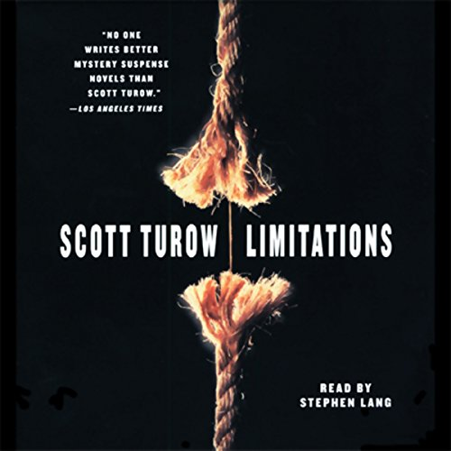 Limitations audiobook cover art