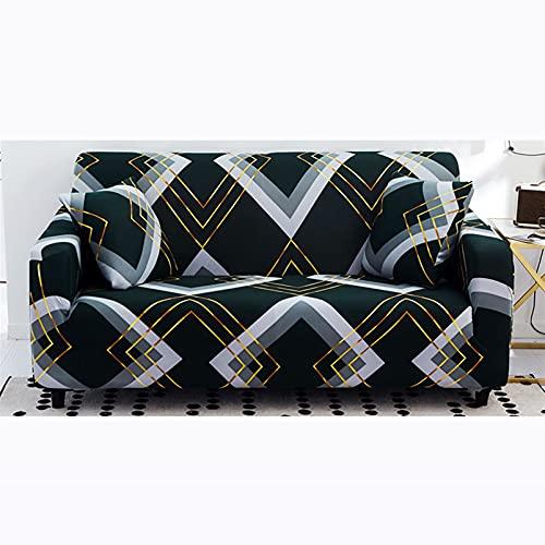 HUAGE Cubiertas de Silla de Silla de Tapa reclinable, Cubierta de sofá Cubierta de sofá Conjuntos de sofá Antideslizantes Todo Incluido para Proteger el hogar de niños y Mascotas