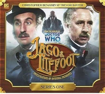 Jago & Litefoot Season One (Jago & Litefoot) (CD-Audio) - Common