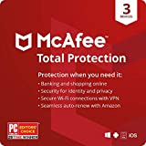 McAfee Total Protection 2020,3 D...