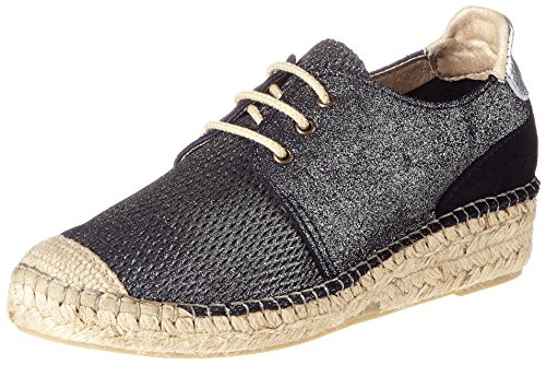 I love candies Damen Laces Espadrilles, Blau (Marino), 40 EU