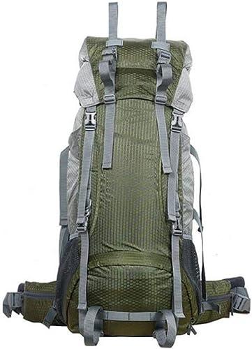 FDQS De Sport en Plein Air Camping Sacs à Dos Sac d'escalade De Randonnée en Nylon Imperméable à l'eau pour Le Transport en Plein Air