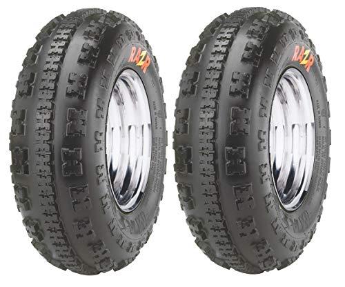 Maxxis M-931 RAZR - Neumáticos (2 unidades, 21 x 7-10 25N)