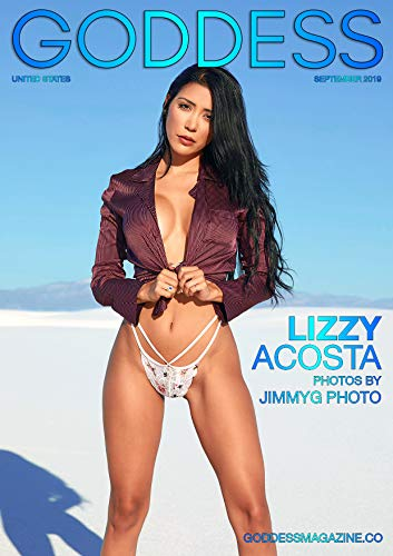 Goddess Magazine - United States Edition - September 2019 - Lizzy Acosta (English Edition)