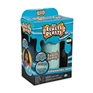 Stretches 100X Its Size- You've never seen anything like this incredible plastic that expands 100 times its size. Make your own parachute or giant bubbles. Blow Giant Bubbles - Your child will love blowing bubbles 20 times its size. Roll it into a ba...