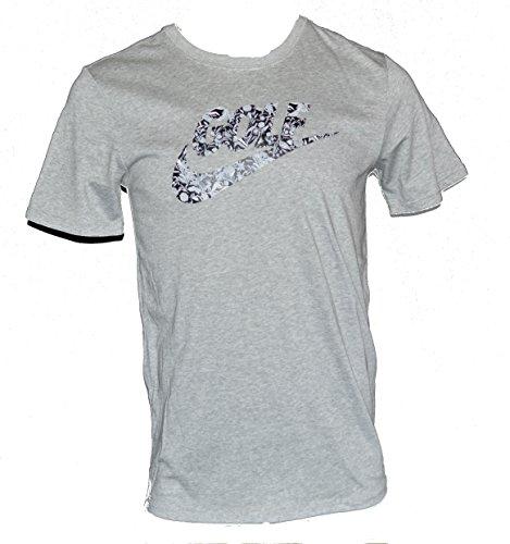 Nike NG enmy Lockup Tee–T-Shirt Golf für Herren, Herren, grau, Small