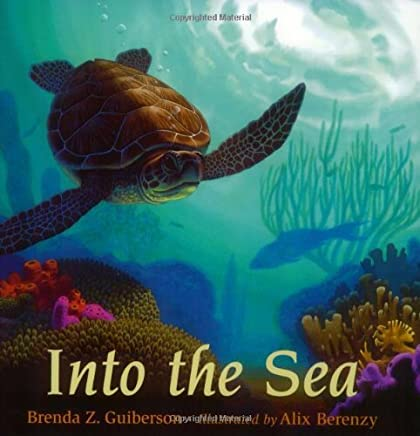 Into the Sea by Brenda Z. Guiberson (1-Jun-2000) Paperback
