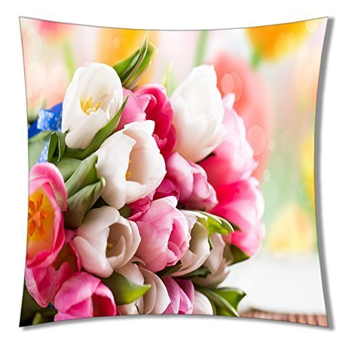 B-ssok High Quality of Pretty Flower Pillows A197