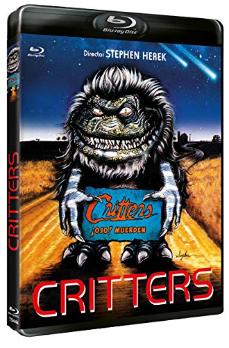Critters BD 1986 [Blu-ray]