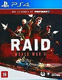 Raid: World War II 2 - PS4 - Region Free - English/Portuguese