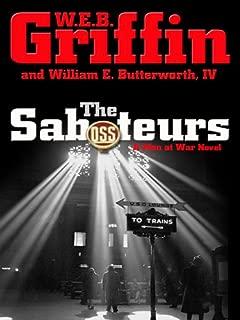 The Saboteurs (Men at War Book 5)