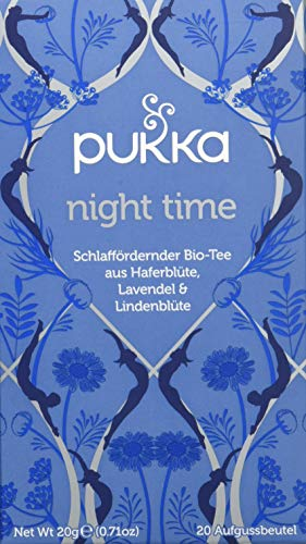 Pukka BIO Tee Night Time, 20 Beutel, 20g