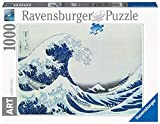 Ravensburger- Wave Off Kanagawa 1000 Piezas, Puzzle Art Collection (16722)