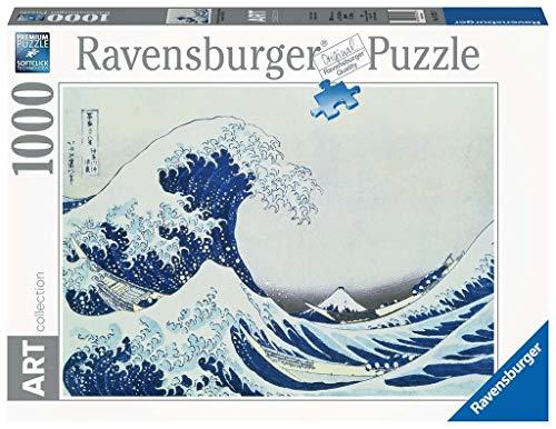 Wave Off Kanagawa 1000 Piezas, Puzzle Art Collection (16722)