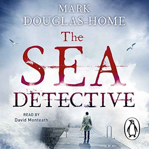 The Sea Detective audiobook cover art