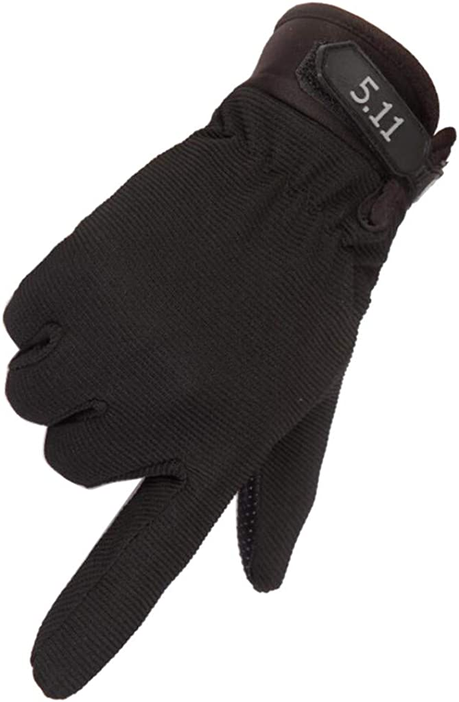 Unisex Outdoor Sports Skid Hiking Fitness Fishing Gloves Riding Mittens Fashion/Prom/Warm/Bicycle Gloves