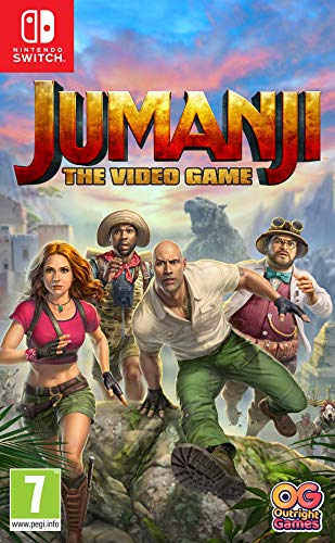 Jumanji: The Video Game - Nintendo Switch [Importación inglesa]