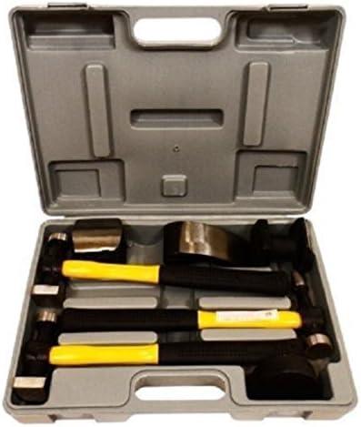7pc Fiberglass Auto Body Sale SALE% OFF Repair Tools Hammer Dol Max 50% OFF Fender Kit Tool