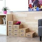 Immagine 1 mvpower 10 scatole per scarpe