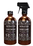 Dirtbusters lavender oil leather cleaner and conditioner 2 x 500ml strong trade formula