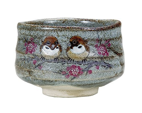 Lowest Prices! KUTANI Ware Matcha Bowl Sparrow