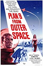 Plan 9 from Outer Space Poster 27x40 Bela Lugosi Tor Johnson Lyle Talbot Poster Print, 27x40