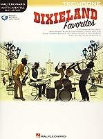 Dixieland Favorites Trombone (Hal Leonard Instrumental Play-along)