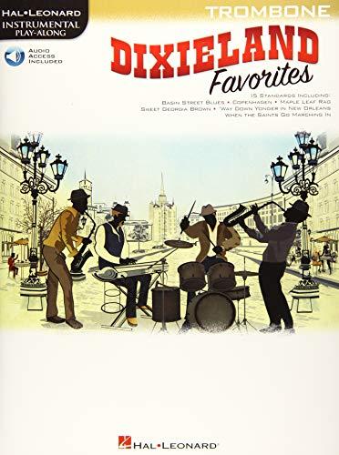 Hal Leonard Instrumental Play-Along: Dixieland Favorites