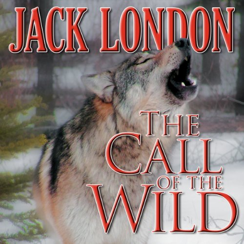 Call of the Wild audiobook cover art