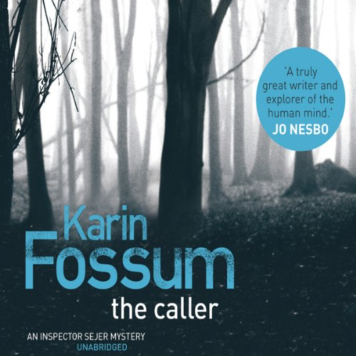 The Caller audiobook cover art