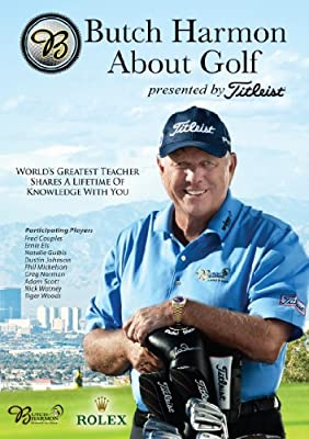 Competitive Edge Butch Harmon - About Golf Dvd Set
