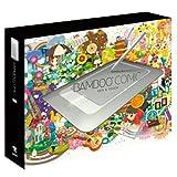 Wacom ペンタブレット Sサイズ デジ絵作成入門機 コミスタMini付属 Bambooコミック CTH-461/S1