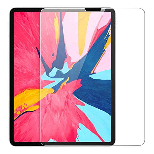 JYBHSH 2.5D Glass 11 Inch 2020 Full Coverage Tablet Screen Protector For Apple IPad Pro 2018 For Apple IPad Pro 2018 12.9 Inch Tempered Glass (Color : IPad Pro 12.9 2020)