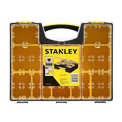 Stanley Profi Gereedschap-organizer, opbergdoos + gereedschapsorganizer Opbergdoos. multicolor
